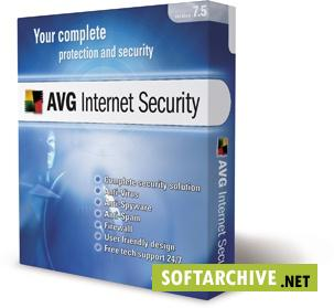 AVG Internet Security 8.0.125a1325