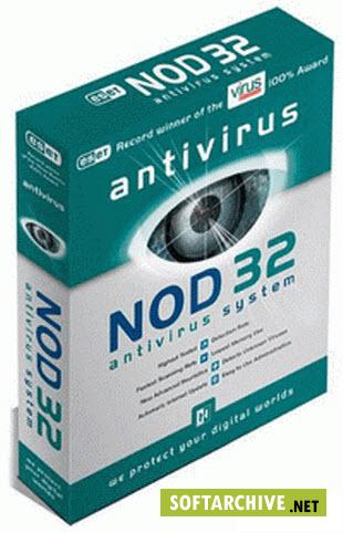 ESET NOD32 Antivirus v3.0.667 (for 32 & 64 bit)